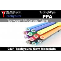 Buy cheap PFA Colored Tubes /  FEP Shrink Tubing / PASS 97-99% UV Light from wholesalers