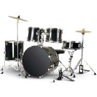 Wholesale Beginner Practise PVC series 5 drum set/drum kit OEM various color-A525P-704 from china suppliers