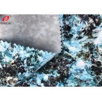 Buy cheap Wear - Resistant Stretch Polyester Spandex Fabric TPU Coated Waterproof For Garment from wholesalers