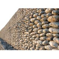 Buy cheap Lightweight Retaining Wall Gabion Baskets Fence 3.0 - 5.0 Mm Wire Diameter from wholesalers