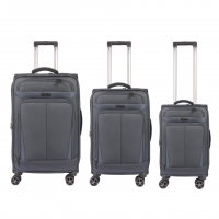 Wholesale Spinner Wheels Soft Travel Luggage Sets from china suppliers