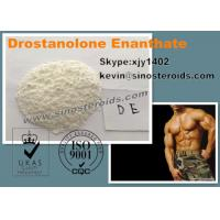 Buy cheap Drostanolone Enanthate 472-61-145 Safe Steroid Natural Muscle Growth White Powders product