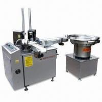 Cap Wadding/Lining Machine with Double Working Position Manufactures