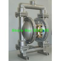 Buy cheap Stainless Steel Air Operated Diaphragm Pump from wholesalers