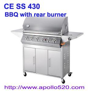 China 6 Burner Infrared Burner BBQ Grill on sale