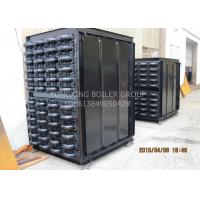 Buy cheap Square Cast Iron Economizer In Boiler Anti Corrosion Environmental Friendly from wholesalers