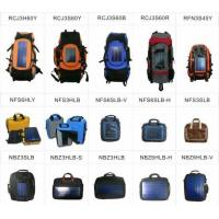 Buy cheap Solar Charging Bag from wholesalers
