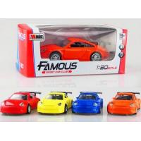 Buy cheap TOY CAR 1:30 DIE-CAST CAR,PULL BACK CAR TOYS, MODEL CAR,2 DOORS OPEN,METAL ALLOY CAR,RED/BLUE/YELLOW/ORANGE from wholesalers