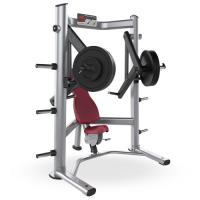 Buy cheap Decline Plated Loaded Chest Press Gym Equipment For Commercial Gym from wholesalers