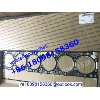 Buy cheap CH12454 HEAD GASKET for Perkins engine 2206A/C/D-E13TAG,CAT Caterpillar C13Perkins Industrial Diesel engine parts from wholesalers