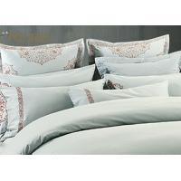 Buy cheap King Size  Poly / Cotton Jacquard Bedding Set Mixed Designs For Hotel from wholesalers