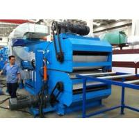 Buy cheap Discontinuous PU Sandwich Panel Machine For Steel Roof Truss from wholesalers