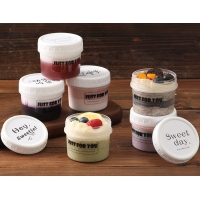 Buy cheap 160ml 6oz Ice Cream Cups Food Grade PP material to hold Yogurt   from wholesalers