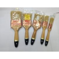 Buy cheap natural bristle paint brush from wholesalers