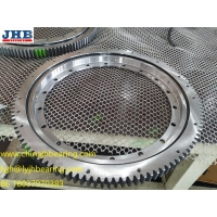Buy cheap Truck use RKS.061.25.1314 SKF Slewing bearing with external gear  1229x1448x68mm from wholesalers