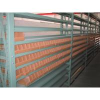 Buy cheap Industrial Warehouse Multi Tier Mezzanine Rack With Epoxy Powder Coated from wholesalers
