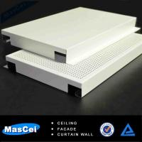 Buy cheap Aluminum Ceiling Tiles and Aluminium Ceiling for Perforated Metal Tile Ceiling from wholesalers