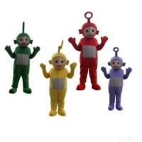 Wholesale The Teletubbies Mascot Costumes from china suppliers