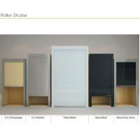 Buy cheap Kitchen PVC/ Glass Roller Shutter Rollup Sliding Door for Cabinets from wholesalers