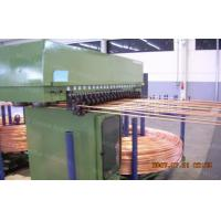 Buy cheap Copper Rod 	Upward Continuous Casting Machine Annnual 2000MT D17mm-D30 from wholesalers
