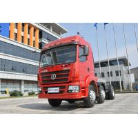 Buy cheap 310hp Tractor head truck Shacman M3000 tractor trailer truck 6x4 tractor truck from wholesalers