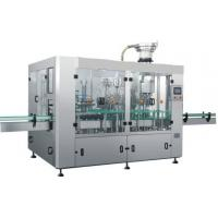 Buy cheap Fully Automatic Liquid Filling Machines With National Food Hygiene Standards from wholesalers