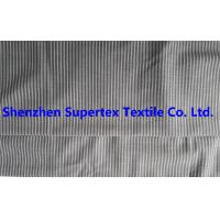 Buy cheap Fully Combed Cotton Men'S Clothing Fabric Sand Peach Yarn Dyed Shirt Fabric Plaids Stripes from wholesalers