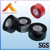 Buy cheap HC3 Type 30mm Width 120M length Black imprinter ribbons from wholesalers
