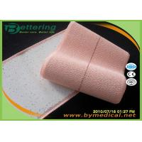 Buy cheap Medical 100% Cotton Elastic Adhesive Bandage for Wrist Protection with Feather Edge from wholesalers