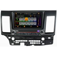 Buy cheap Auto radio gps for Mitsubishi Lancer(2006-2012) with DVD MP3 player navigatie system OCB-8062 from wholesalers