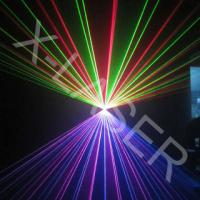 Buy cheap 300MWRGV full color laser light from wholesalers