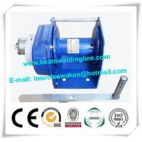 Wholesale Manual Trolley Electric Hoist Crane for Wind tower production line, Electric Hoist Crane from china suppliers