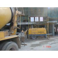 Buy cheap Motor Power Stationary Concrete Pump Electric - Hydraulic Type HBT60.16.110S from wholesalers