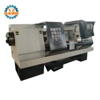 Buy cheap Oil country Pipe Threading Screw Cutting CNC Lathe Machine With Fanuc Controller from wholesalers