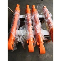 Buy cheap zx110 bucket hydraulic cylinder Hitachi excavator spare parts from wholesalers