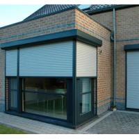 Wholesale Outdoor Installed Automatic Aluminum Alloy Foaming Roller Shutter from china suppliers