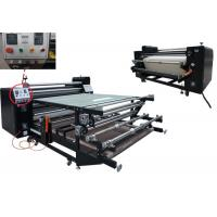 Buy cheap High Speed Roller Heat Transfer Machine Sportswear 71 Inches Width from wholesalers