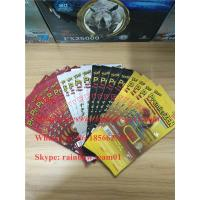 Buy cheap PremierZen Gold Male Enhancement Pill card blister packaging in stock with 3D effect from wholesalers