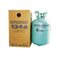 Buy cheap CH2FCF3 HFC R134 Refrigerant Gas 22.7kg/50lb, 60kg, 920kg, ISO tank Packaging from wholesalers