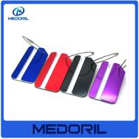 Wholesale New Aluminium Travel Luggage Baggage Tag Suitcase Identity Address Name Label from china suppliers
