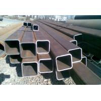 Buy cheap ERW Galvanised Steel Hollow Square Metal Tubing Low Carbon Q345B Grade from wholesalers