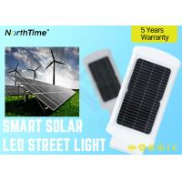 Buy cheap 10w Integrated MONO Solar Powered LED Street Lights With 5 Years Warranty / LED Road Lamp from wholesalers