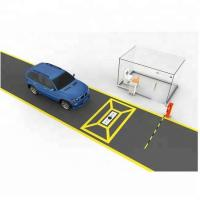 Buy cheap Checkpoint Under Vehicle Inspection System With High Resolution Camera from wholesalers