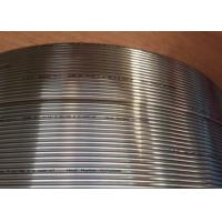 Buy cheap ASTM A213 TP316L Stainless Steel Tubing 0.5mm~6mm OD With Super Length from wholesalers
