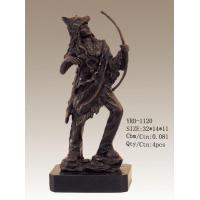 Wholesale Offer Africa Statue Brass Sculpture from china suppliers