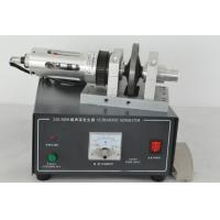 800 Watt Rotary Module Ultrasonic Heat Sealing Machine For Fabric 35 Khz Manufactures