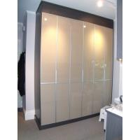 Durable 3mm 4mm stained glass mirrors , Sliding Door Glass Replacement Manufactures