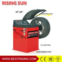 Buy cheap Car repair used cheap price automotive wheel balancer for workshop CE from wholesalers