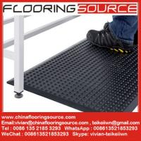 Buy cheap Industrial Rubber Floor Mat Anti-Fatigue Matting Bubble Design Nitrile Rubber Material Non-slip comfortable for standing from wholesalers