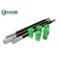 Buy cheap Mining Rock Drill Bits And Steel Rock Drill Rod Threaded Type R25 R32 R38 T38 T45 T51 from wholesalers